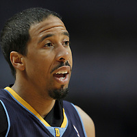 26 March 2012: Denver Nuggets point guard forward Andre Miller (24) is seen during the Denver Nuggets 108-91 victory over the Chicago Bulls at the United Center, Chicago, Illinois, USA. NOTE TO USER: User expressly acknowledges and agrees that, by downloading and or using this photograph, User is consenting to the terms and conditions of the Getty Images License Agreement. Mandatory Credit: 2012 NBAE (Photo by Chris Elise/NBAE via Getty Images)
