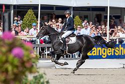 Eckermann Katrin, GER, Chao Lee<br /> FEI WBFSH Jumping World Breeding Championship for Young Horses<br /> Lanaken 2019<br /> © Hippo Foto - Dirk Caremans<br />  22/09/2019