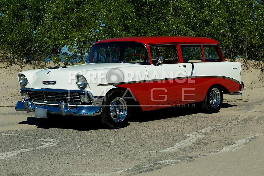 1956 Chevrolet Handyman Station Wagon