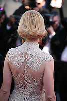 Nicole Kidman at the 'Nebraska' film gala screening at the Cannes Film Festival Thursday 23rd May 2013