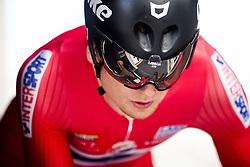 September 20, 2017 - Bergen, Norway - ANDREAS VANGSTAD of Norway on the start line ahead of the Men Elite Individual Time Trialof the UCI Road World Championships in Bergen. (Credit Image: © Jon Olav Nesvold/Bildbyran via ZUMA Wire)