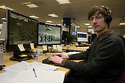 Battle Programmer Ingimar Gudmundsson (from Iceland, correct spelling with 'd') put the final touches to Empire, at the latest at Creative Assembly, the PC gaming brand Total War 's Horsham offices in West Sussex, England. .Up to 65 designers, artists and animators have worked on Empire: Total War (about the formation of the United States - the road to independence) for 3 1/2 years. Historical accuracy is such that research into weaponry, ships and events is as realistic as possible with the employment of historians with PHDs and degrees. (Note to editors: High-resolution screen grabs of Empire are in the possession of writer Nina Ernst).
