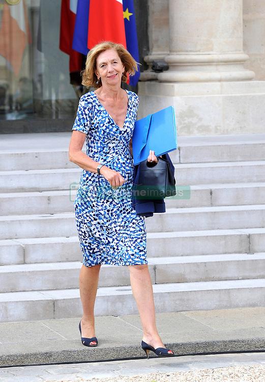 August 7, 2017 - Paris, France - Nicole Bricq - - Conseil des ministres (Credit Image: © Visual via ZUMA Press)