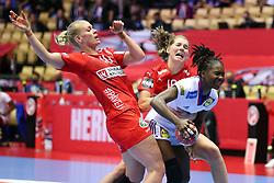 Meline Nocandy. EHF Euro 2020 Group A match between France and Denmark in Jyske Bank Boxen, Herning, Denmark on December 8, 2020. Photo Credit: Allan Jensen/EVENTMEDIA.
