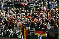 Deutsche fans<br /> Alltech FEI World Equestrian Games <br /> Lexington - Kentucky 2010<br /> © Dirk Caremans