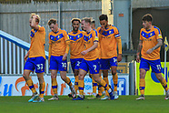 Mansfield Town v Walsall 311020