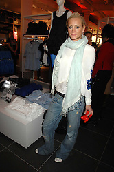 KALITA AL-SWAIDI at a party to celebrate the opening of the new H&M store at 234 Regent Street, London on 13th February 2008.<br /><br />NON EXCLUSIVE - WORLD RIGHTS
