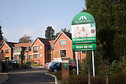 Retirement Living housing development by McCarthy and Stone, Clarkson Court, Woodbridge, Suffolk