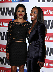 Susan Kelechi Watson and Aja Naomi King bei den Courage in Journalism Awards in Beverly Hills / 201016<br /> <br /> *** 27th Annual International Women's Media Foundation Courage in Journalism Awards held at the Beverly Wilshire Hotel in Beverly Hills, USA, October 20, 2016 ***