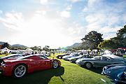 August 14-16, 2012 - Pebble Beach / Monterey Car Week. Ferrari Enzo