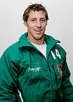 Ishockey Getligaen , sesongen 0708 portrett portretter Cameron Abbott , Frisk FIR