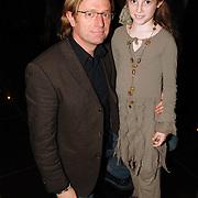 NLD/Utrecht/20060319 - Gala van het Nederlandse lied 2006, Eric van Tijn en docher Dana
