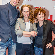 NLD/Utrecht//20170323 - Première 'Believe' van Holiday On Ice, Systke van der Ster en .......