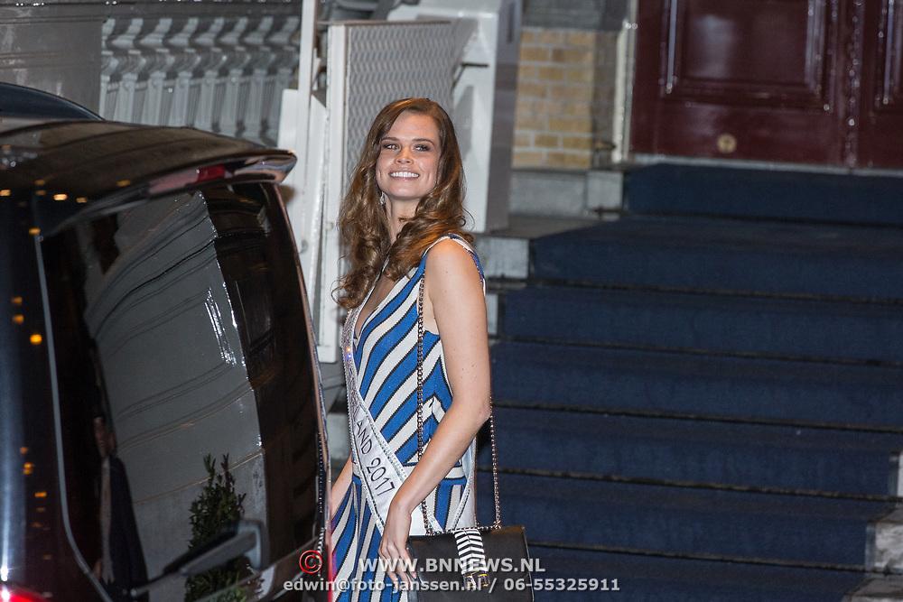 NLD/Amsterdam/20180215 - Goed Geld Gala 2018, Nicky Opheij