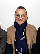 """NEW YORK, NEW YORK-FEBRUARY 13: (L-R) Steven Kolb, President of CFDA Council for Fashion Design attends """" CAPTURED"""" the Fall/Winter Collection 2019 presented by Designer Aisha McShaw during New York Fashion Week and held at the Gallery at Prince George Ballroom on February 11, 2019 in New York City.  (Photo by Terrence Jennings/terrencejennings.com)"""