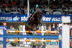 O Connor Cian, IRL, Good Luck<br /> FEI Nations Cup - CHIO Rotterdam 2017<br /> © Hippo Foto - Sharon Vandeput<br /> O Connor Cian, IRL, Good Luck
