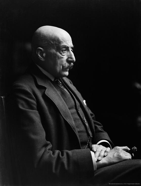 Max Liebermann, painter and printmaker, 1927