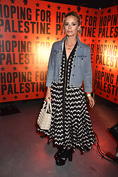 """Laura Bailey at """"Hoping For Palestine"""" Benefit Concert For Palestinian Refugee Children held at The Roundhouse, Chalk Farm Road, England. 04 June 2018. <br /> Photo by Dominic O'Neill/SilverHub 0203 174 1069/ 07711972644 - Editors@silverhubmedia.com"""