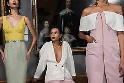 London Fashion Week: TATA NAKA collection Spring/Summer 2018