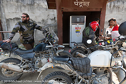 Motorcycle Sherpa's Ride to the Heavens motorcycle adventure in the Himalayas of Nepal. Riding from Chitwan to Daman. Tuesday, November 12, 2019. Photography ©2019 Michael Lichter.