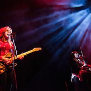 Viv Albertine live at the Queen Elizabeth Hall Oct13