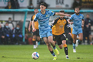 Newport County v Forest Green Rovers 180521