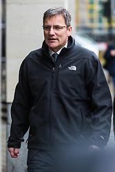 London, December 07 2017. Assistant Chief Constable Marcus Beale arrives at Westminster Magistrates Court in London. He is accused of an offence under the Official Secrets Act when he allegedly failed to safeguard sensitive documents which were stolen from an unmarked police car. © Paul Davey