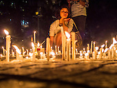 Candlelight Vigil for Democracy
