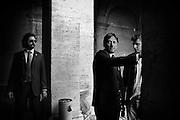 Il Presidente della Giunta per le elezioni e le immunita' del Senato, Dario Stefano. Roma, 12 settembre 2013. Christian Mantuano / OneShot