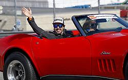 October 22, 2018 - Austin, United States - Motorsports: FIA Formula One World Championship; 2018; Grand Prix; United States, FORMULA 1 PIRELLI 2018 UNITED S GRAND PRIX , Circuit of The Americas#14 Fernando Alonso (ESP, McLaren-Renault),   in the drivers parade  (Credit Image: © Hoch Zwei via ZUMA Wire)