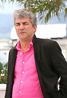 Director Alain Guiraudie at the L'inconnu Du Lac film photocall at the Cannes Film Festival 17th May 2013
