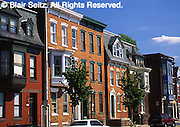 Historic York, PA, Circa 1900 Row Houses