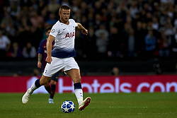 October 3, 2018 - London, England, United Kingdom - Eric Dier of Tottenham goes passed during the Group B match of the UEFA Champions League between Tottenham Hotspurs and FC Barcelona at Wembley Stadium on October 03, 2018 in London, England. (Credit Image: © Jose Breton/NurPhoto/ZUMA Press)
