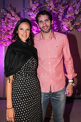 Roberta Vitola e Gustavo Piccinini na festa de inauguração do Viva Open Mall. FOTO: Dani Barcellos/ Agência Preview