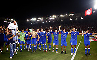 Fotball<br /> Kypros<br /> Foto: imago/Digitalsport<br /> NORWAY ONLY<br /> <br /> 27.08.2008<br /> Schlussjubel Famagusta