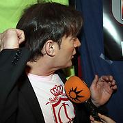 NLD/Uitgeest/20080116 - Uitreiking Popularitiets award Noord Holland 2008, Gerard Joling