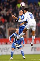 v.l. Joel Epalle , Joel Matip S04<br /> Bundesliga VfL Bochum - FC Schalke 04 2:2<br /> <br /> Norway only