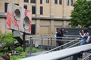 Phyllida Barlow on the High Line
