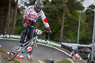 #27 (YOSHIMURA Jukia) JPN during round 3 of the 2017 UCI BMX  Supercross World Cup in Zolder, Belgium,