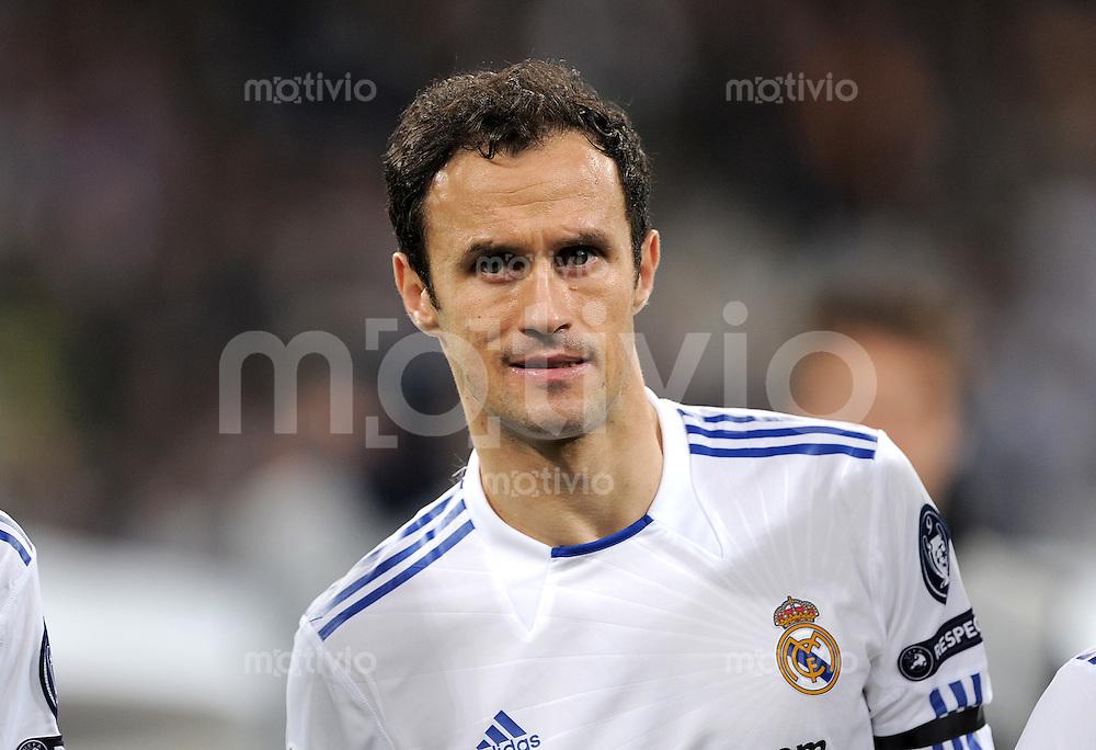 FUSSBALL   CHAMPIONS LEAGUE   SAISON 2010/2010   ACHTELFINALE  Real Madrid - Olympique Lyon RUECKSPIEL 16.03.2011 Ricardo Carvalho (Real Madrid)