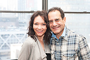 Katrina Lenk & Tony Shalhoub: The Band's Visit - Behind the scenes and Production photos from the original Atlantic Theater Company Off Broadway production
