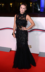 Ola Jordan arriving at The Millies 2016, Guildhall, London. Picture Credit Should Read: Doug Peters/EMPICS Entertainment