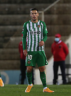 Rio Ave Diego Lopes during the Europa League match between Rio Ave FC and AC Milan at Estadio dos Arcos, Vila do Conde, Portugal on 1 October 2020.