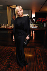 Actress MICHELLE COLLINS at a Valentine's Party in aid of Chickenshed held at De Beers, 50 Old Bond Street, London W1 on 6th Fbruary 2008.<br /><br />NON EXCLUSIVE - WORLD RIGHTS