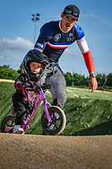 2021 UCI BMXSX World Cup<br /> Round 1 at Verona (Italy)<br /> Happy Birthday Louse Andre #2yearsold