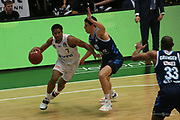 Basketball: Deutschland, 1. Bundesliga, Hamburg Towers -  Alba Berlin, Hamburg, 23.03.2021<br /> Kameron Taylor (Towers, l.)<br /> © Torsten Helmke