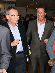 PIERS MORGAN and LORD ARCHER at a party to celebrate the publication on 'Confessions of a Dedicated Englishman' by David English held at the Lord's Tavern, St.John's Wood Road, London on 8th May 2006.<br /><br />NON EXCLUSIVE - WORLD RIGHTS