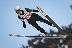 23.02.2021, Oberstdorf, GER, FIS Weltmeisterschaften Ski Nordisch, Oberstdorf 2021, Damen, Training, Skisprung, HS106, im Bild Kaori Iwabuchi (JPN) // during training of women ski Jumping HS106 prior to the FIS Nordic Ski World Championships 2021 Oberstdorf, Germany on 2021/02/23. EXPA Pictures © 2021, PhotoCredit: EXPA/ Tadeusz Mieczynski