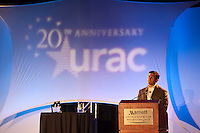 URAC conference at Chicago Marriott Hotel