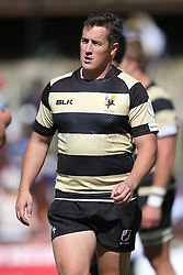 Theuns Kotze of Boland during the Currie Cup premier division match between the Boland Cavaliers and The Blue Bulls held at Boland Stadium, Wellington, South Africa on the 23rd September 2016<br /> <br /> Photo by:   Shaun Roy/ Real Time Images